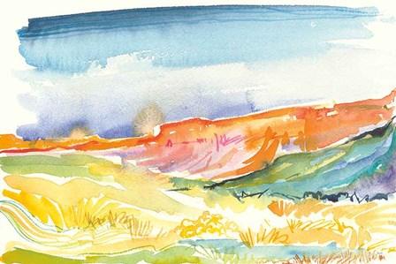 Mesa View II by Kristy Rice art print