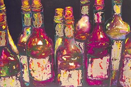 Taster's Sampling by Vaso Peritos art print