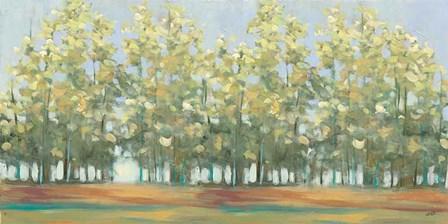 Aspen Grove III by Julia Purinton art print