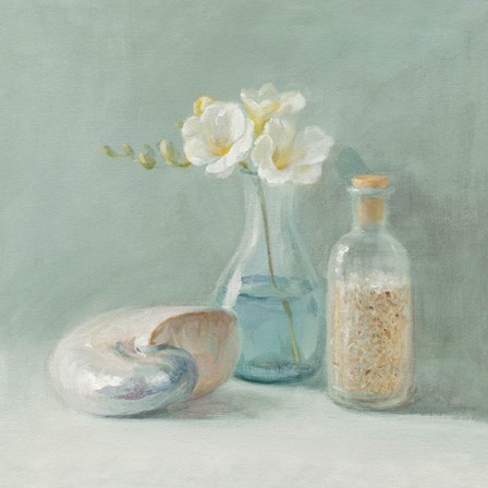 Freesia Spa by Danhui Nai art print