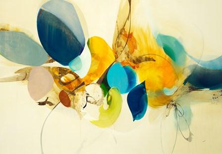 Candid Color by Sarah Stockstill art print