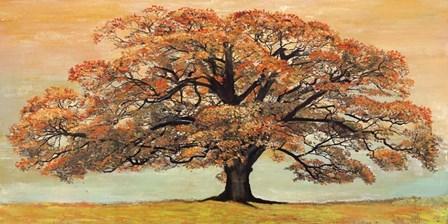 Oak by Bob Ferri art print