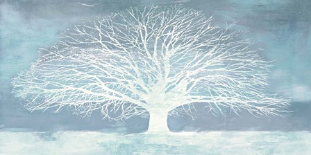 Aquamarine Tree by Alessio Aprile art print
